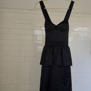 Black Anthropologie Party Dress